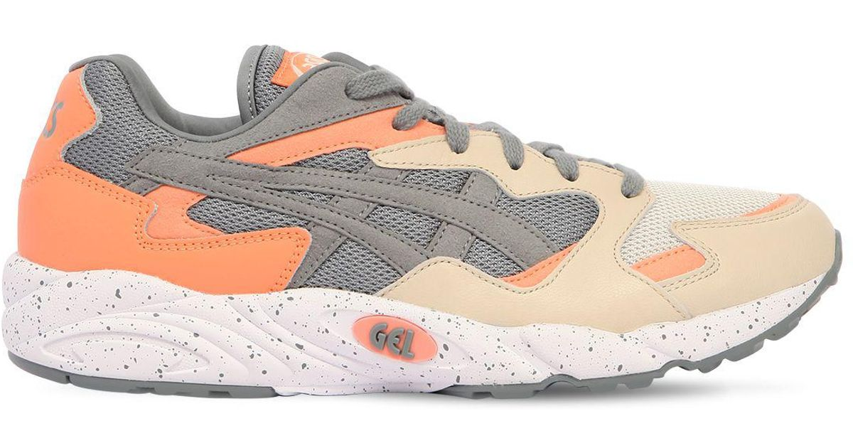 asics leather