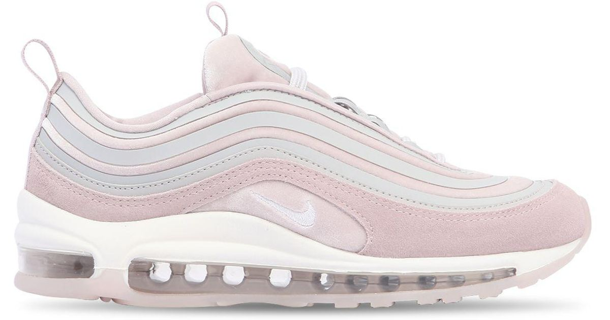 nike air max 97 pink glitter