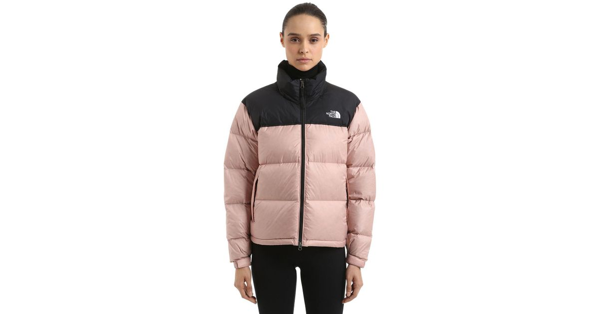 The North Face Womens 1996 Retro Nuptse Jacket In Pink in Pink - Lyst 3f5cf972f