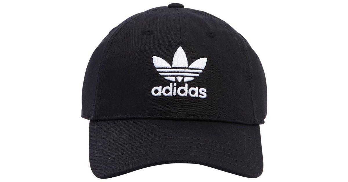Lyst - Sombrero adidas Originals de color Negro ed689c01f3af