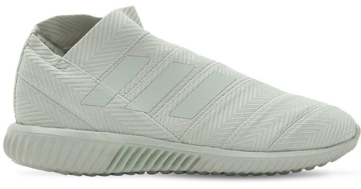5a577d7b4 adidas Originals Nemeziz Tango 18.1 Torsion Sneakers in Gray for Men - Lyst