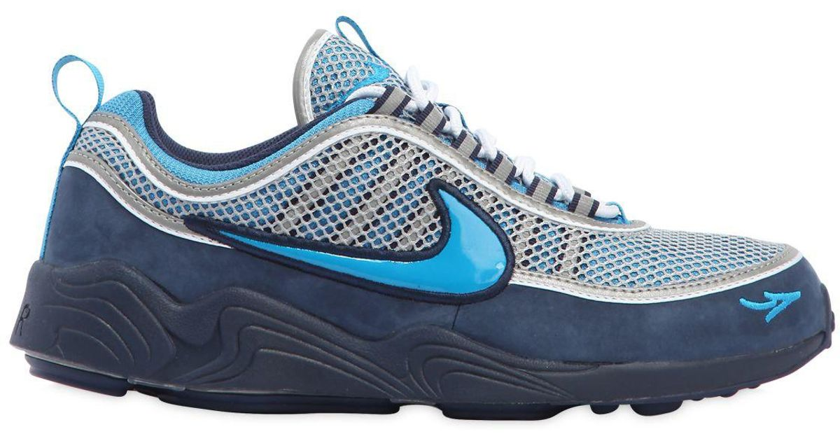 c1650a524e37 Lyst - Nike Stash X Air Zoom Spiridon 16  Sneakers in Blue for Men
