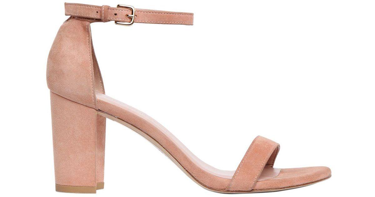 Nearly Nude sandals - Nude & Neutrals Stuart Weitzman dm83GaKRnZ