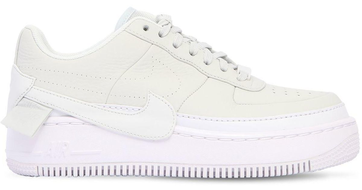 hot sale online e34c1 d4b34 Nike White Air Force 1 Jester Xx Sneakers for men