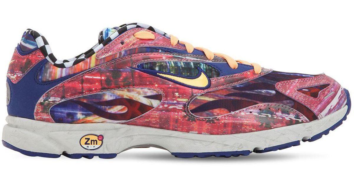 cfcf9d1f988d Lyst - Nike Zoom Streak Spectrum Plus Sp Sneakers in Blue for Men - Save 6%