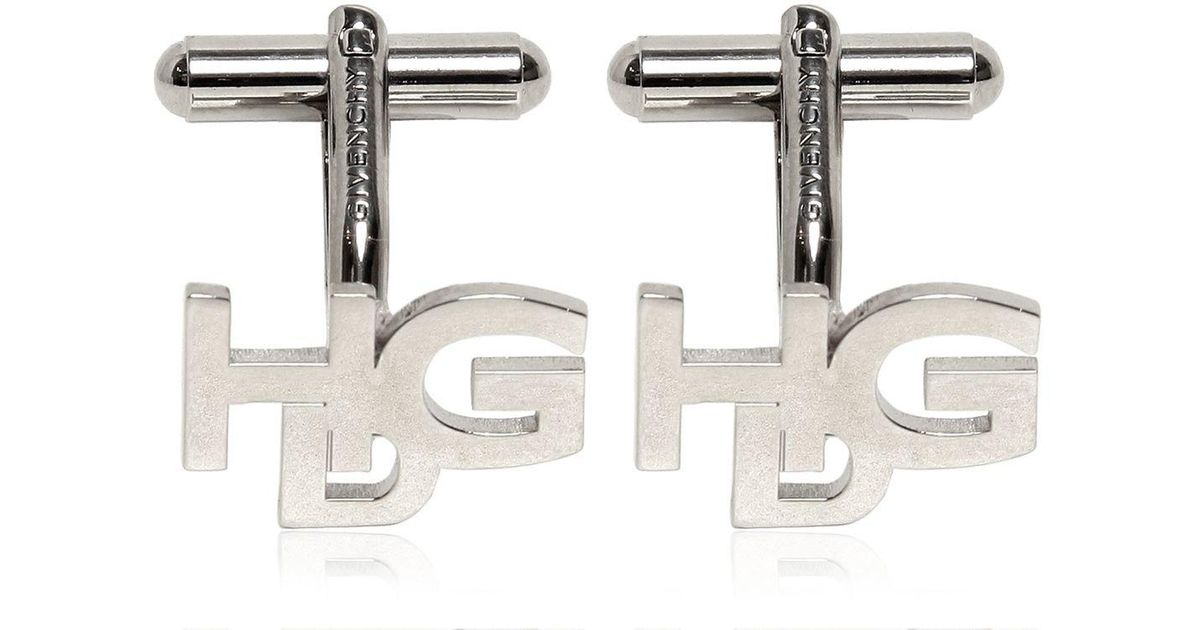 Givenchy HDG BRASS CUFFLINKS iA7O8cRvc