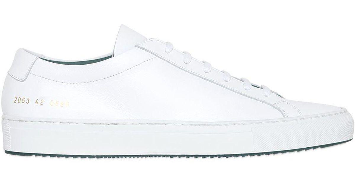 Achilles Super Sneakers in White