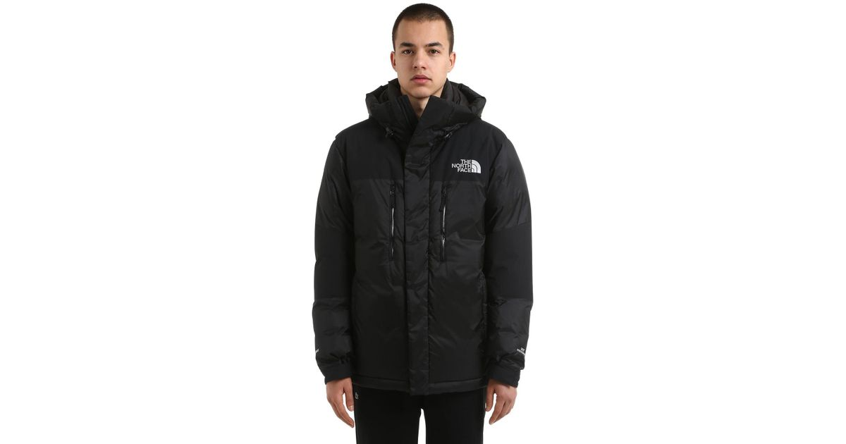 afaac9c75 The North Face Black Himalayan Windstopper Down Jacket for men