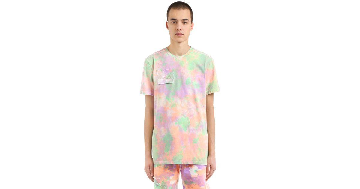 97773223a590b Lyst - adidas Originals Hu Holi Cotton Jersey T-shirt for Men