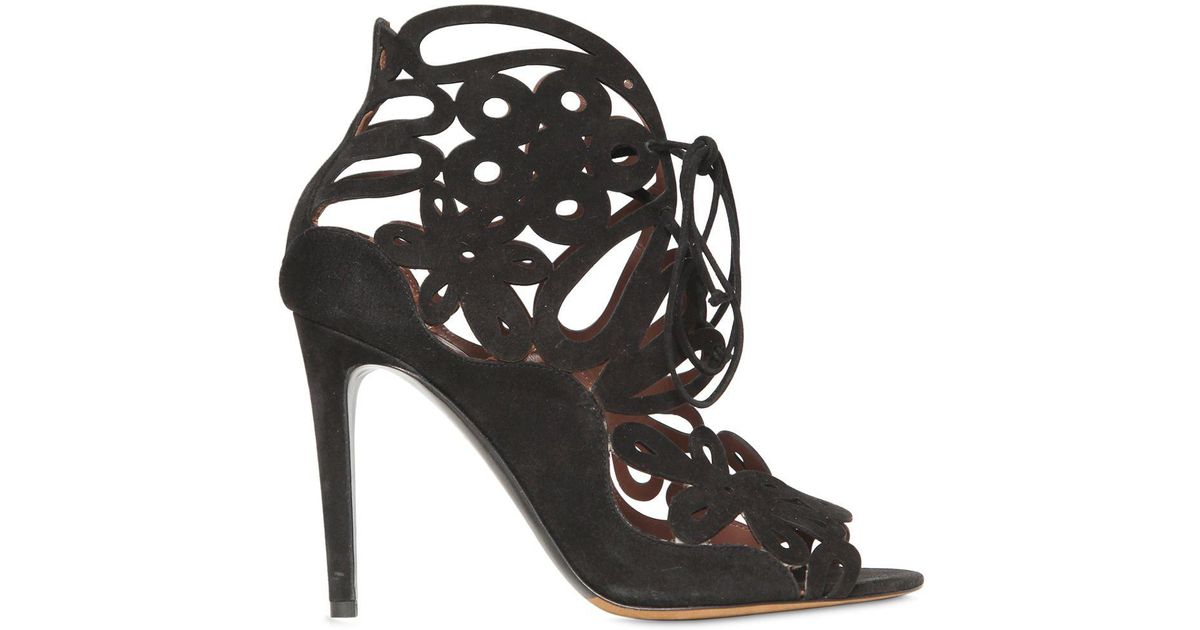 Tabitha Simmons Leather Cage Sandals best cheap online discount free shipping ebay free shipping footlocker pictures manchester great sale cheap price 0FLMyyhgQf