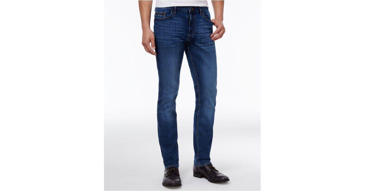 Beach Lyst Men Men s In Klein For Jeans Slim Calvin Venice Blue Fit nYqYw1rP 43d922d989d