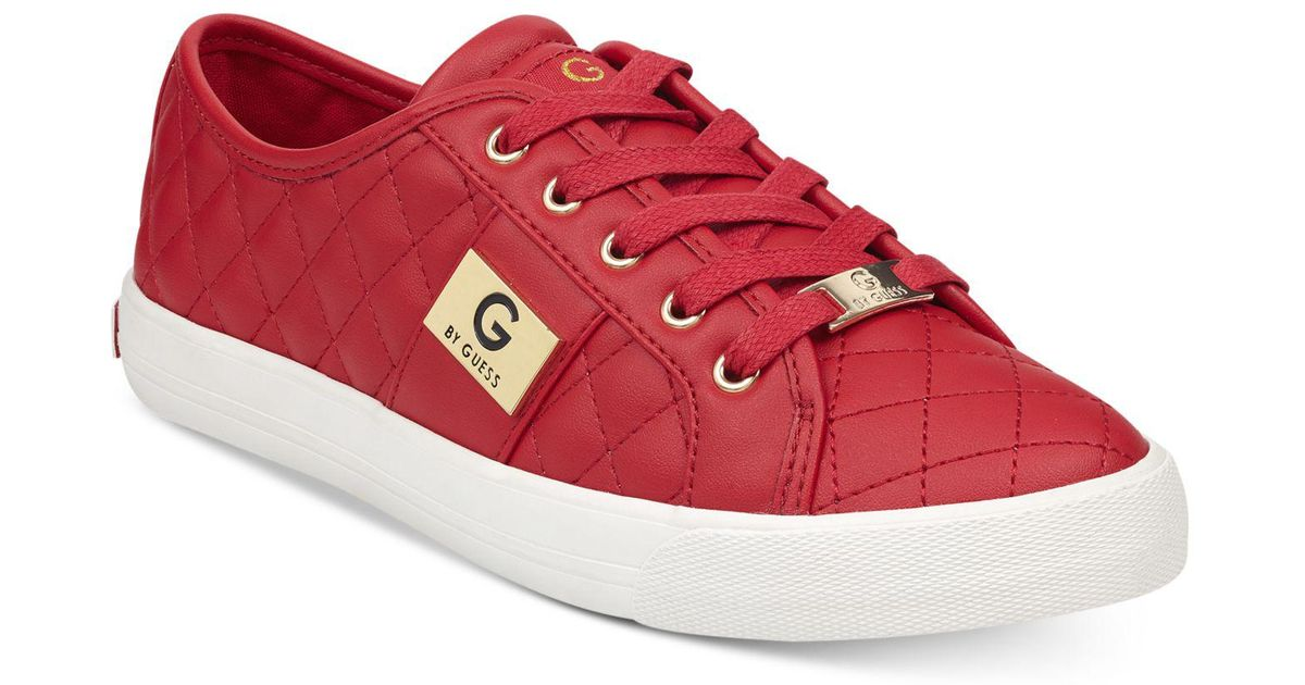 G by Guess Backer Lace-up Sneakers in