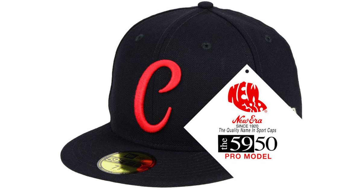 pretty nice 90af0 fc13e KTZ Havana Sugar Kings Retro Classic 59fifty Fitted Cap in Blue for Men -  Lyst
