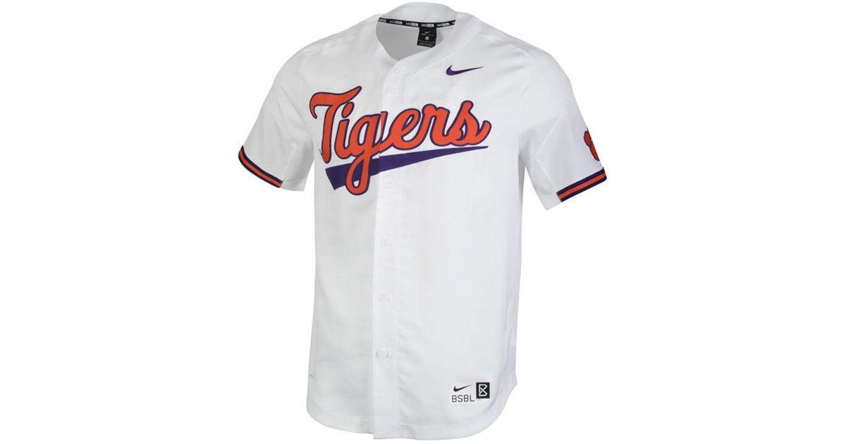 clemson replica jersey