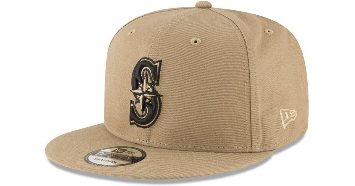 purchase cheap f2c98 36964 Lyst - KTZ Fall Shades 9fifty Snapback Cap for Men