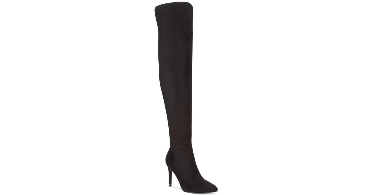 4e694770252 Lyst - Call It Spring Rosenman Over-the-knee Dress Boots in Black