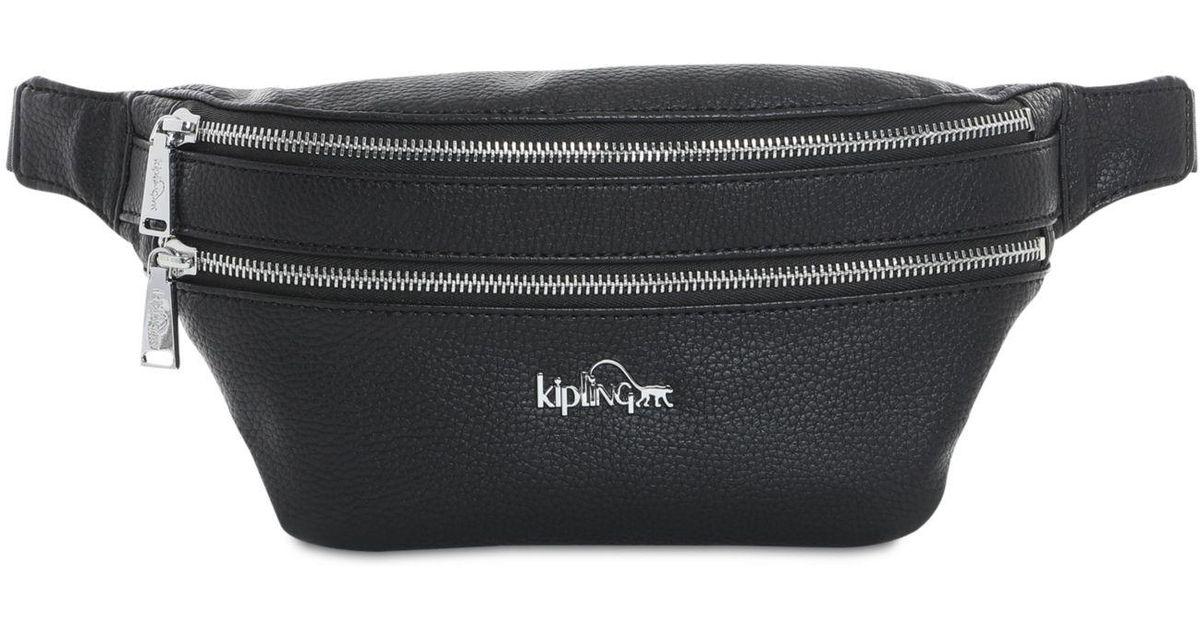 Kipling Black Yasemina Small Belt Bag