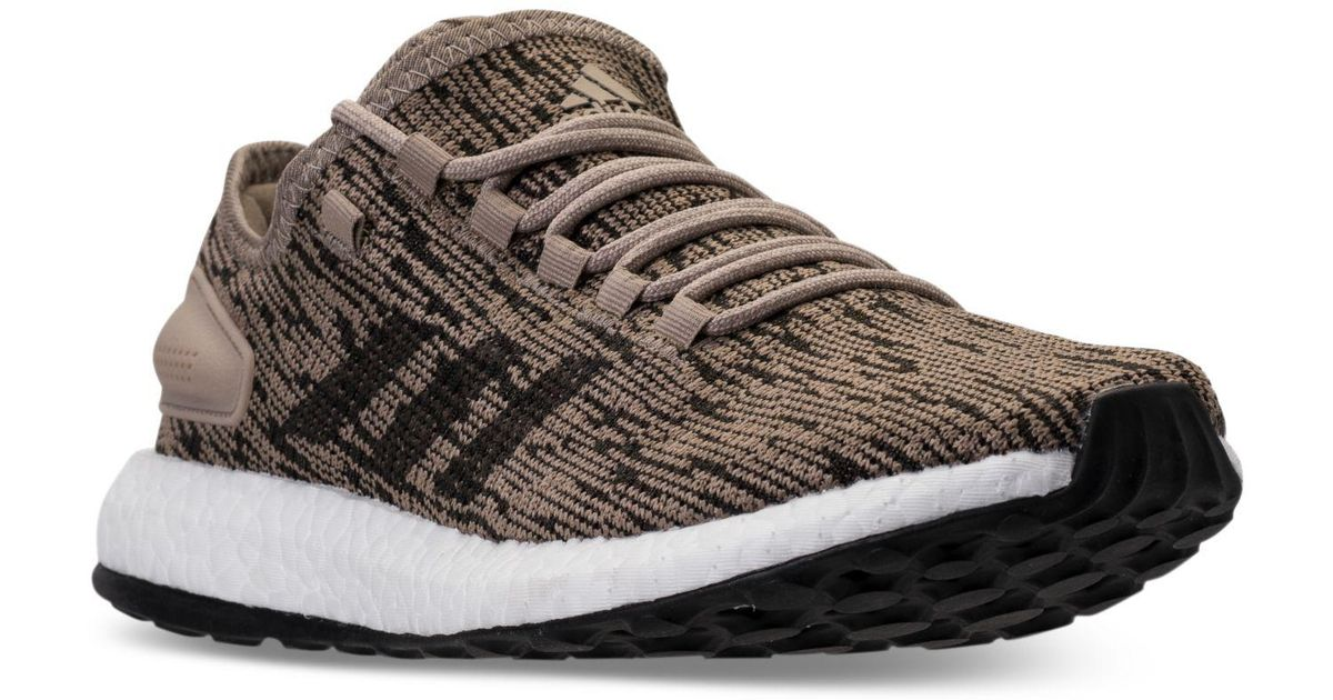 9f973e006acc0 Lyst - adidas Pureboost Running Sneakers From Finish Line for Men