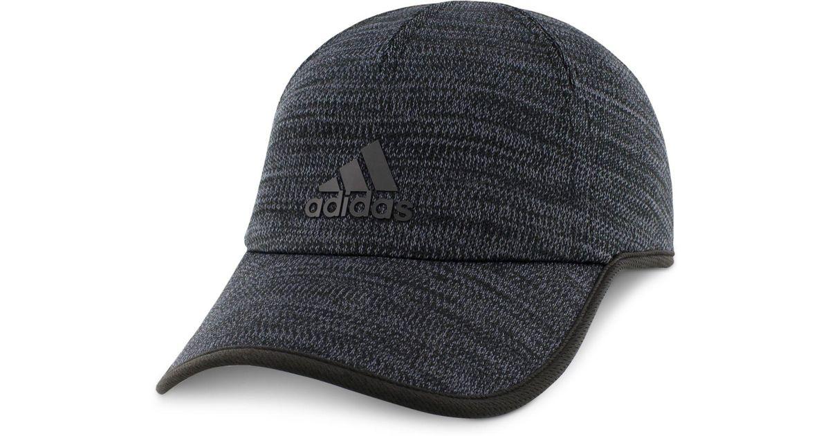 358bd3daf3a5 Lyst - adidas Superlite Climalite® Cap in Black for Men