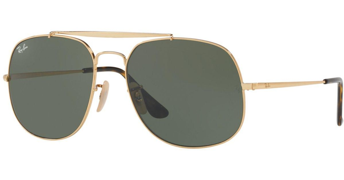 d594a838452d Lyst - Ray-Ban The General Sunglasses