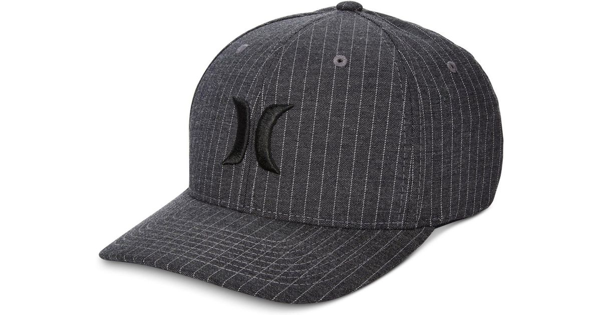 Lyst - Hurley Black Suits Hat in Gray for Men 28a26491360