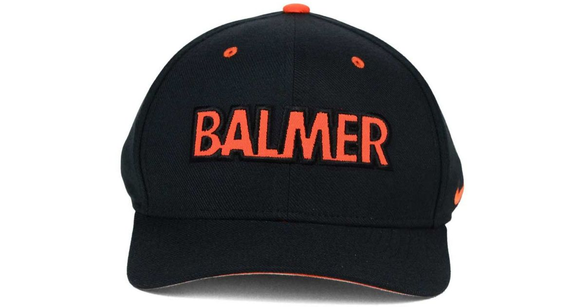 new concept b8e05 e37e4 usa baltimore orioles mlb black new era 20633696 reflective viz 59fifty cap  b526f 366db  free shipping lyst nike baltimore orioles local swooshflex cap  in ...