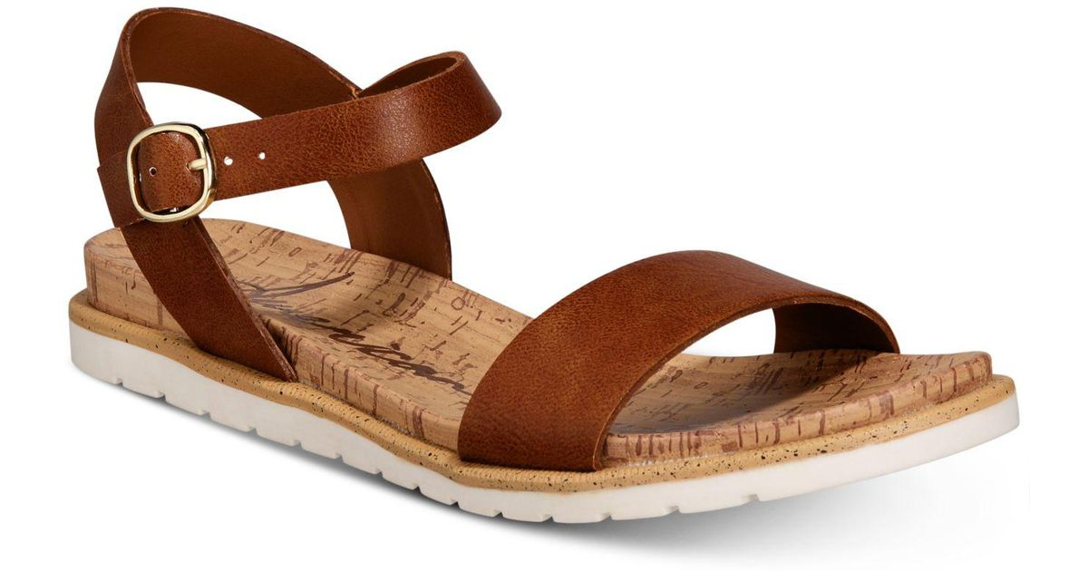 american rag mattie platform sandals