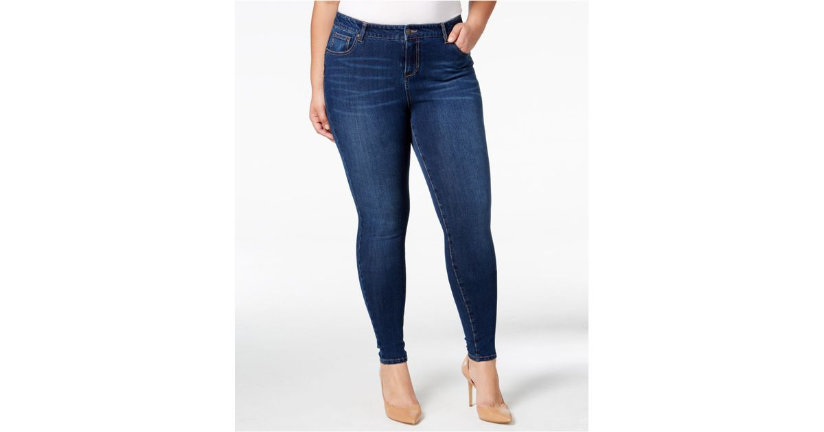 Celebrity Pink Women's Plus Size Jeans - Shape