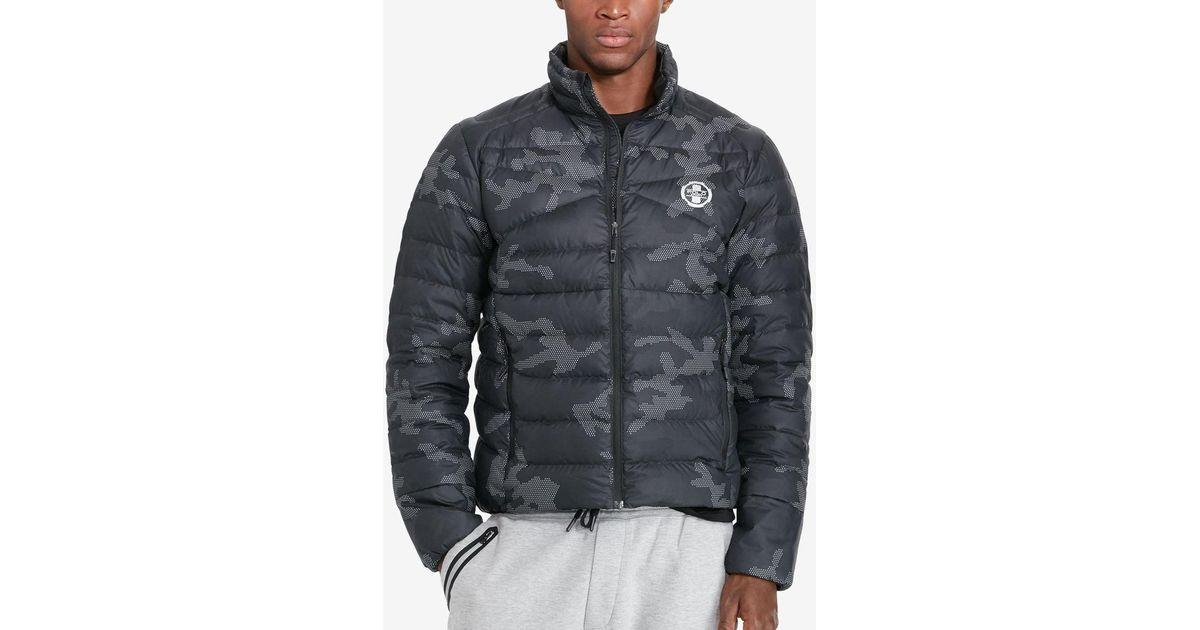 Polo Ralph Lauren Polo Sport Men's Packable Down Jacket in ...