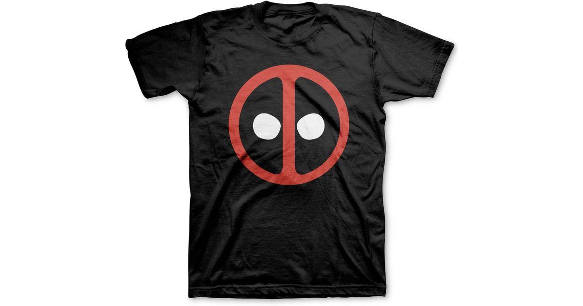 Jem Men 39 S Big Tall Deadpool Graphic Print T Shirt In
