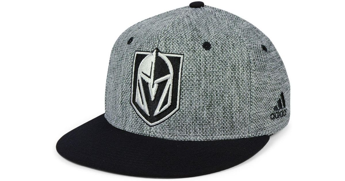 4e288d4f Adidas Multicolor Vegas Golden Knights Heathered Flex Cap for men