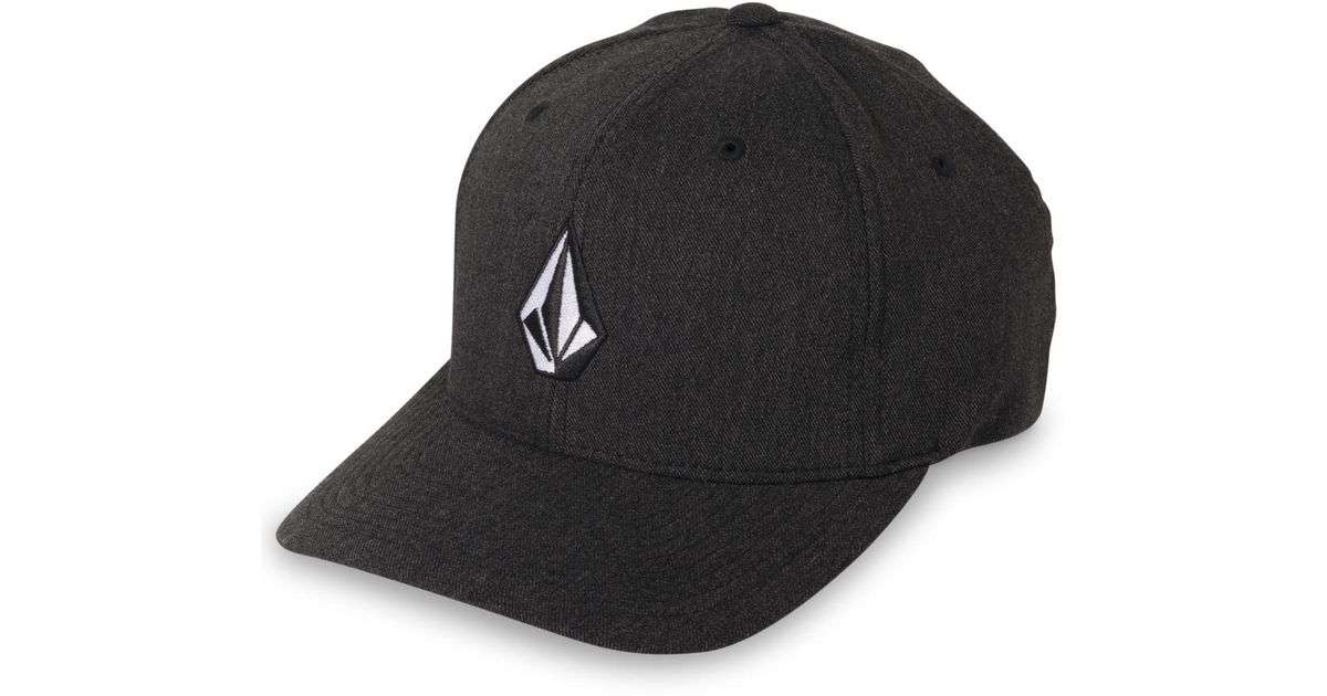 2cd0957a274e2 ... where to buy lyst volcom hat full stone flex fit in gray for men save  35.71428571428571