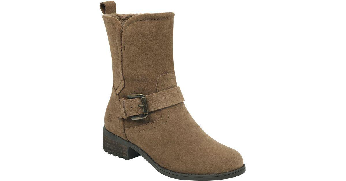 4ab91e2ef3466 Lyst - Easy Spirit Reach Mid-calf Boots in Brown