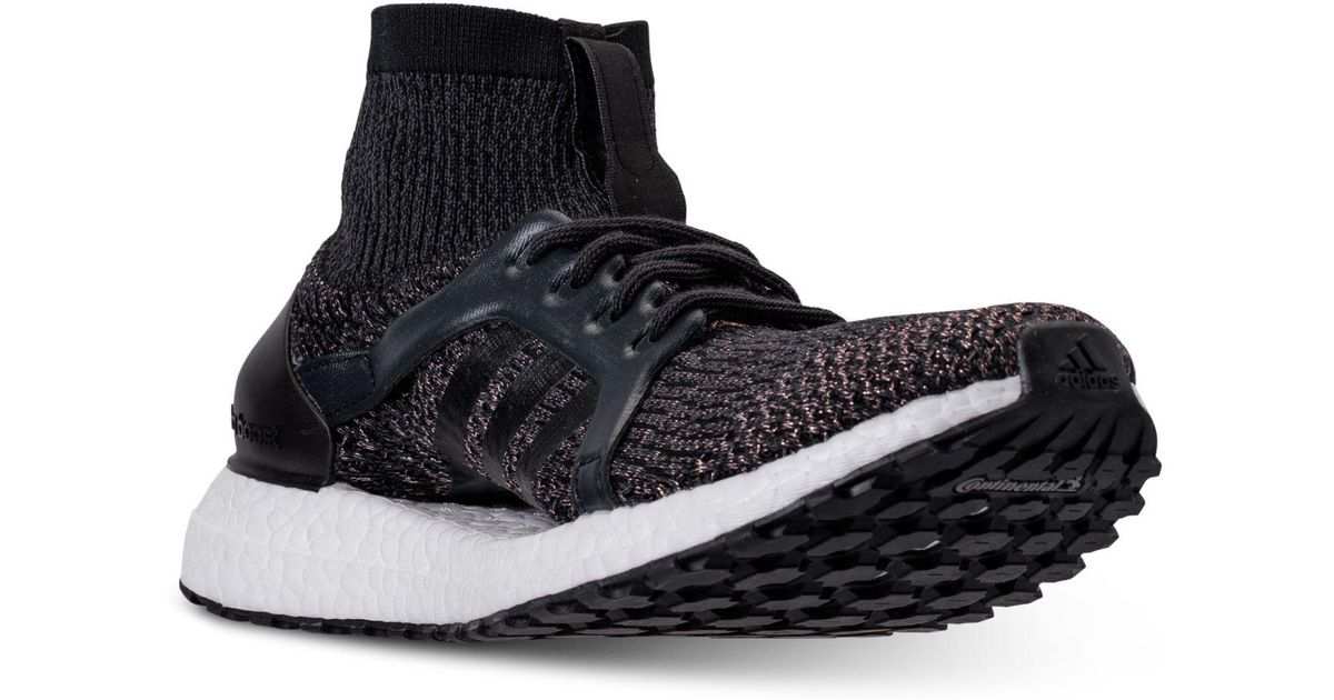 check out b1e3f 2fded Adidas - Black Ultraboost X Atr Ltd Running Sneakers From Finish Line for  Men - Lyst