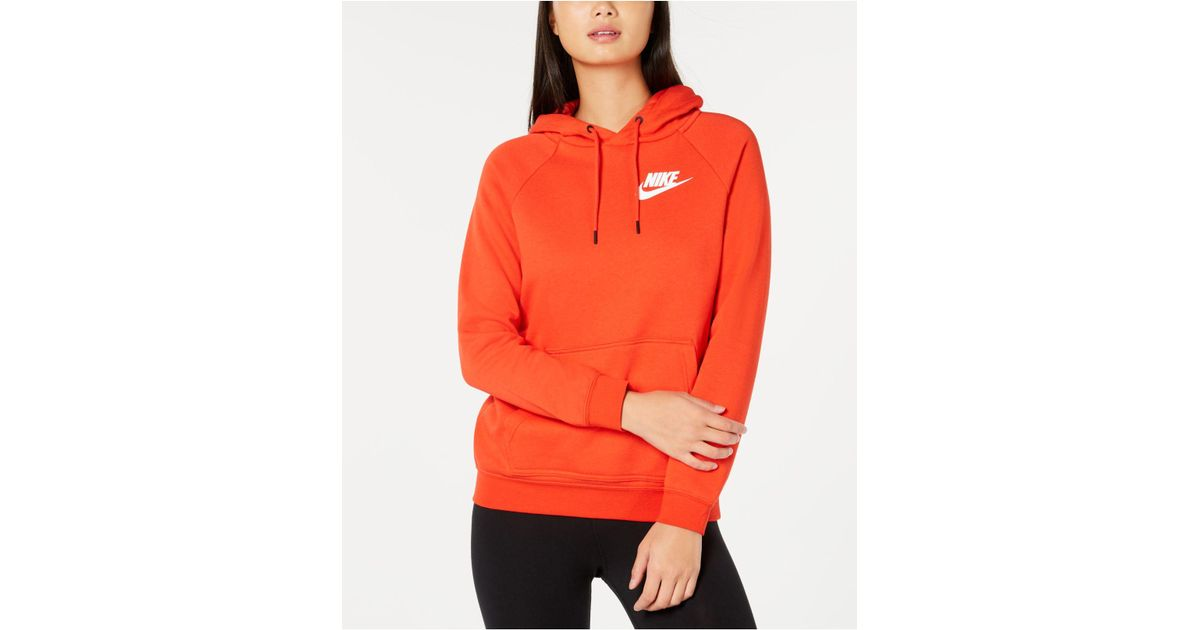 Nike Sportswear Rally Fleece Hoodie - Lyst