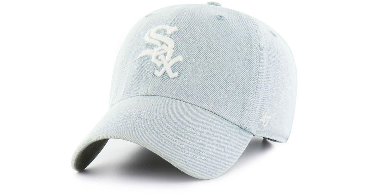 47 Brand Adjustable Cap-Clean Up New York Yankees Grape