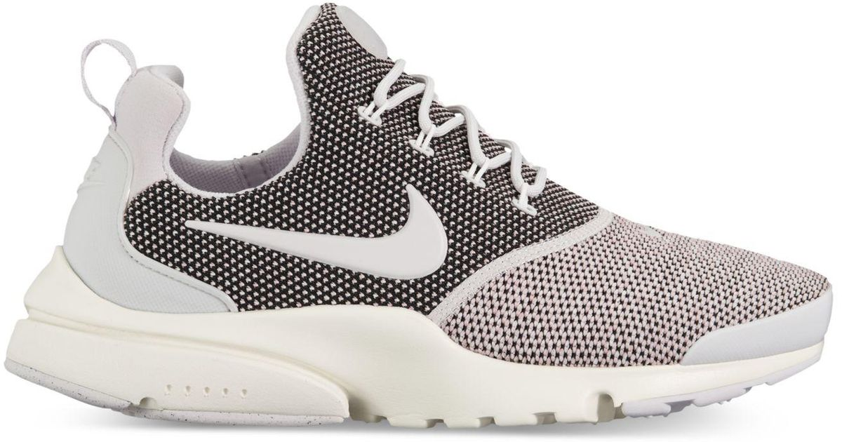 the best attitude b0977 748e7 Nike Gray Women's Presto Ultra Se Running Sneakers From Finish Line