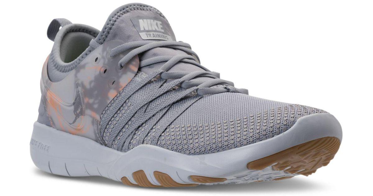 Muße Nike Schuhe # P49m81 | Damen Nike Free TR 7 | Weiß