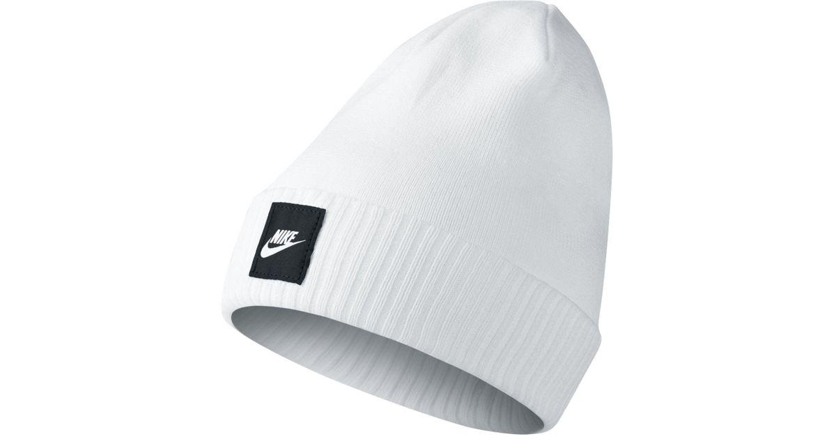 Nike Synthetic Futura Cuff Beanie in