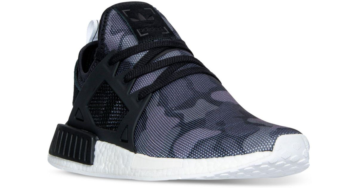 0af4149fa Lyst - adidas Originals Men s Nmd Runner Xr1 Casual Sneakers From Finish  Line in Black for Men