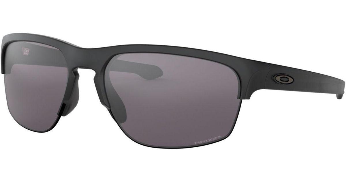 353255e6daab Lyst - Oakley Sliver Edge Sunglasses