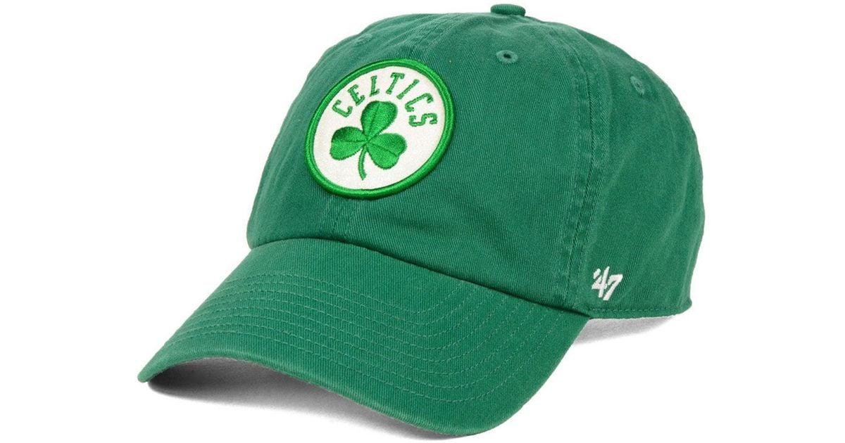 47 Brand Relaxed Cap HUDSON New York Yankees celtic green