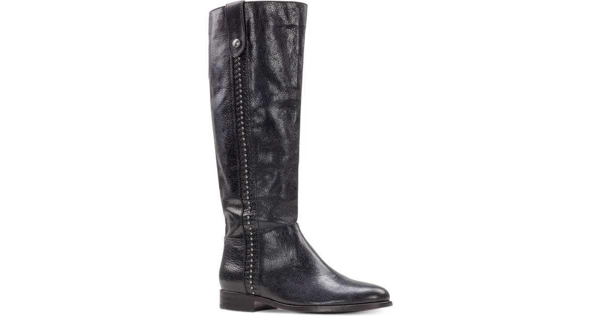 f16a9a3c527 Patricia Nash Black Carlina Riding Boots