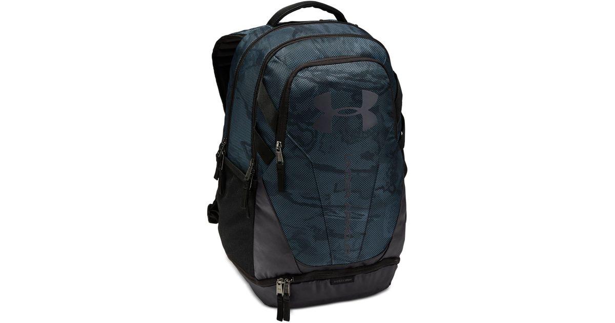 48b2678331 Lyst - Under Armour Ua Hustle 3.0 Backpack in Black for Men