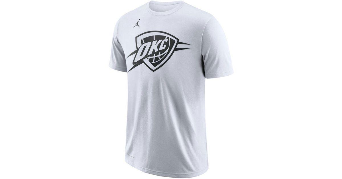 "TIE DYE Russell Westbrook Oklahoma City Thunder /""MVP/"" T-shirt jersey"