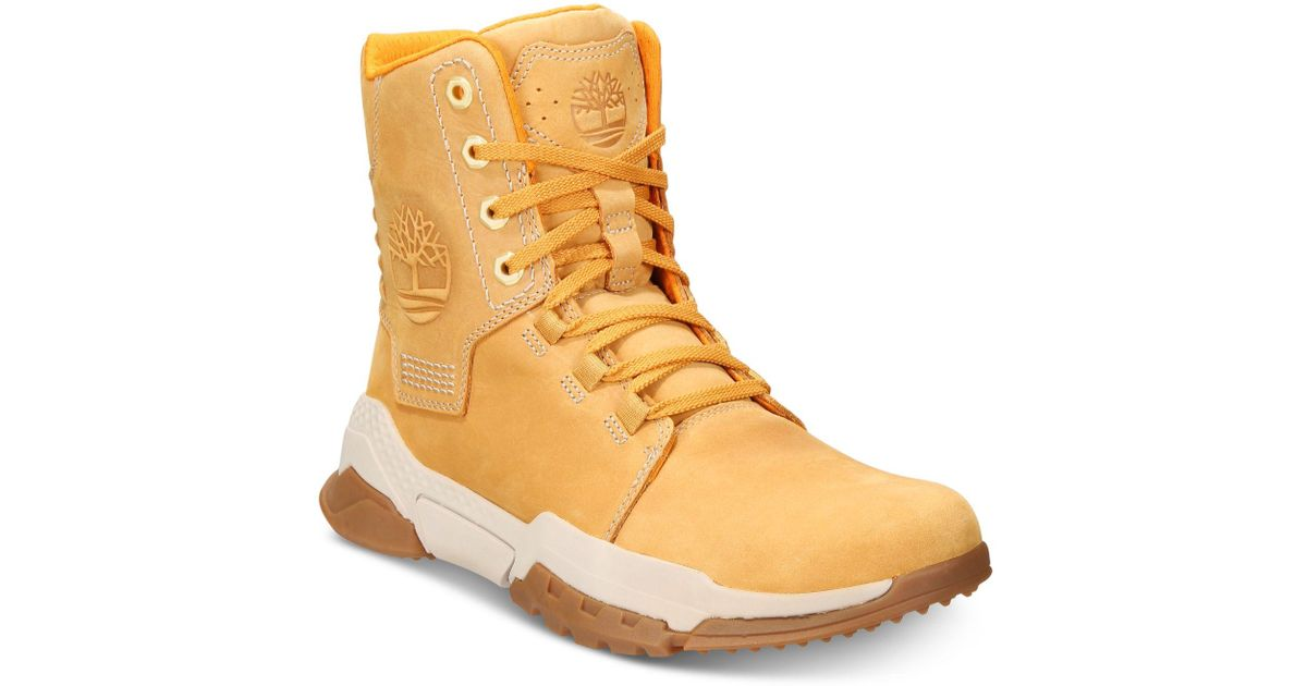 Timberland City Force Leather Boots for