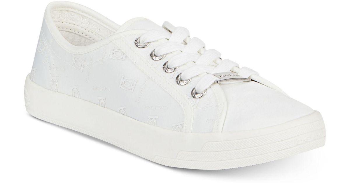 Bebe Sport Dane Lace-up Sneakers in