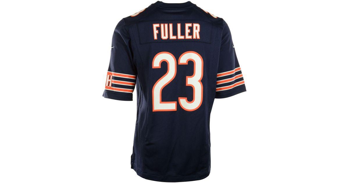 6bad442e Nike - Blue Men's Kyle Fuller Chicago Bears Game Jersey for Men - Lyst