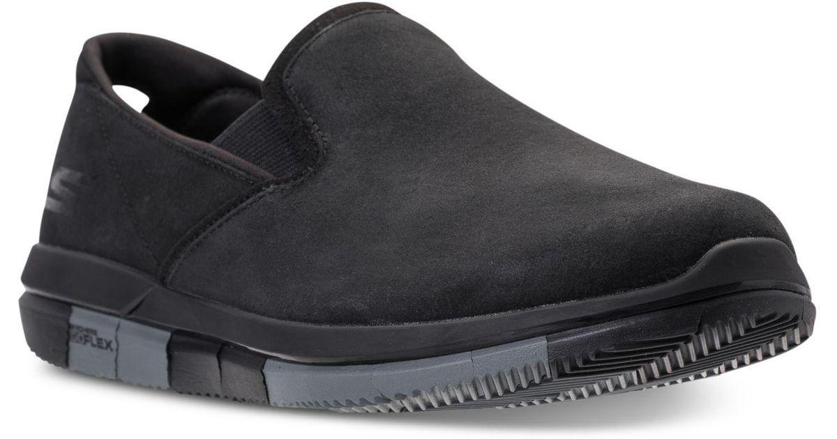 Go Flex Men's Casual Sneakers Lyst Skechers Walk Comrade Walking SqvcTqzwg