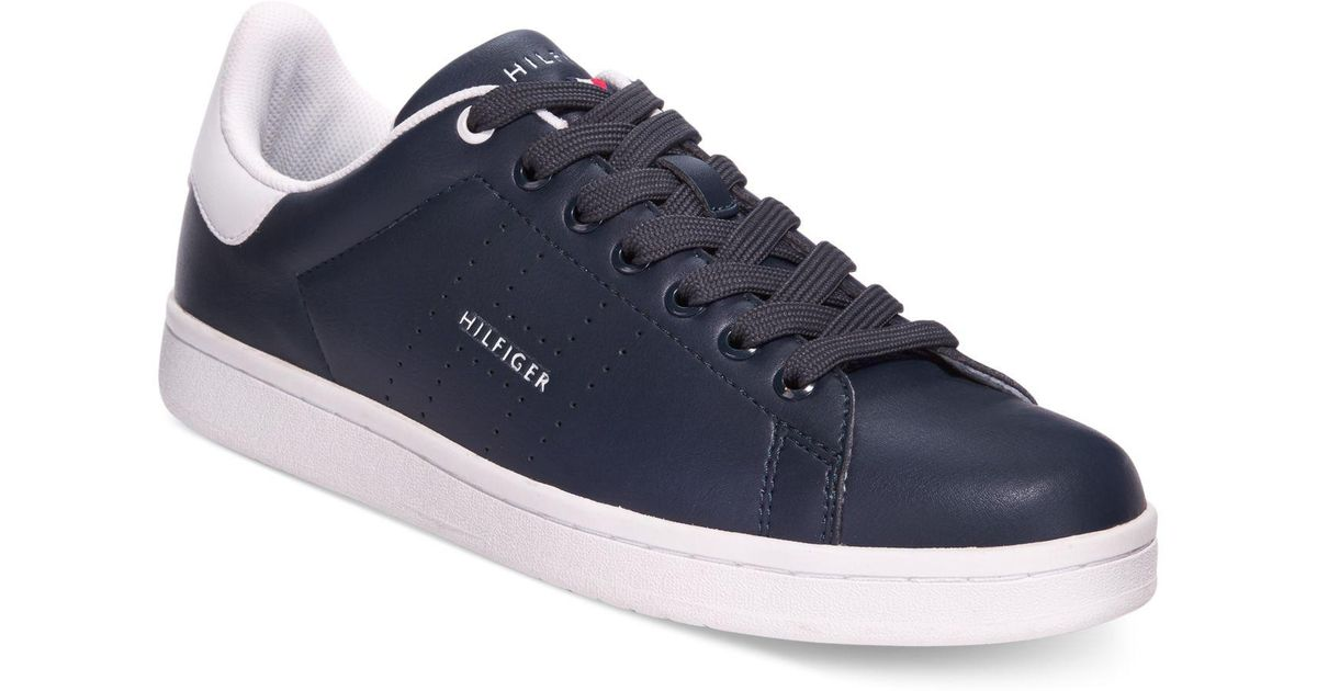 67bf6fba75463e Lyst - Tommy Hilfiger Men s Liston Sneakers in Blue for Men